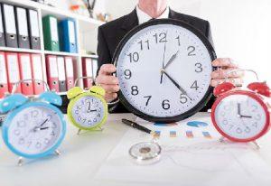 Savoir organiser son temps de travail